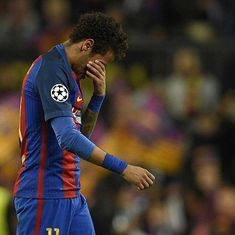 La Liga: Iniesta out, Neymar returns for Barcelona as they gear up for Catalan derby