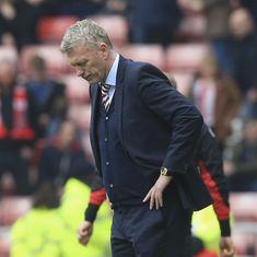 David Moyes resigns as manager after Sunderland relegation