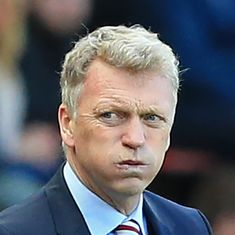 Will ensure that West Ham United have no choice but to keep me, says new manager David Moyes