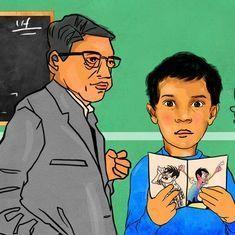 'अगर उस दिन टीचर ने जरा भी अलग व्यवहार किया होता तो शायद मैं कभी कार्टूनिस्ट नहीं बन पाता'