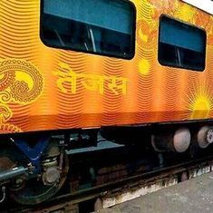 24 passengers fall ill after eating on Goa-Mumbai Tejas Express
