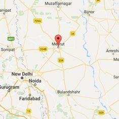 Meerut: Man accused of cow slaughter dies in custody, three police personnel booked for murder