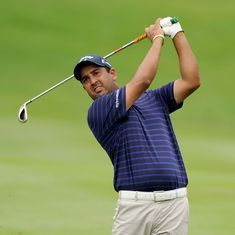 Golf: India's Shiv Kapur hits two-under 70 to finish tied 10th at Indonesia Open