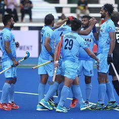 Sultan Azlan Shah Cup: India sort out their attack and cohesion to put New Zealand under the cosh