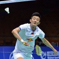 Chen Long beats Lin Dan to lift maiden Badminton Asia Championships title