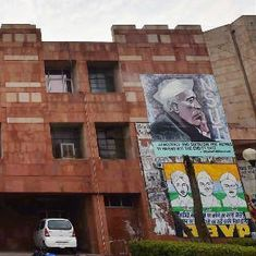 JNU Students' Union polls: Election panel set to resume counting after violence