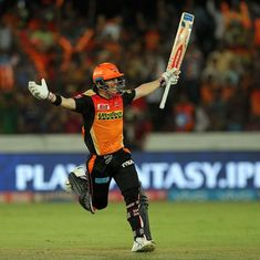 IPL 2019: Warner has returned full of determination and with a lot to prove, says SRH coach Moody