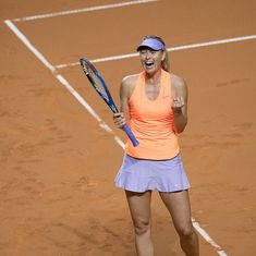 Maria Sharapova receives wildcard for Rogers Cup in August