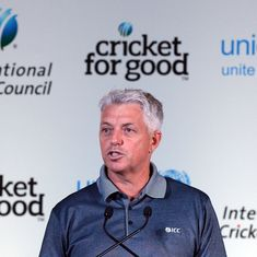 Dave Richardson to step down from ICC CEO's post after 2019 World Cup
