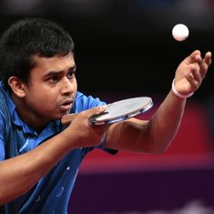 Soumyajit Ghosh's wife accuses table tennis player of physical and mental torture