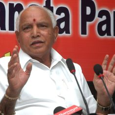Karnataka polls: 'Plead with people to come out and vote for BJP,' says BS Yeddyurappa in Kittur