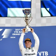 Russian GP champ Valtteri Bottas 'very good replacement' for Nico Rosberg, says Niki Lauda