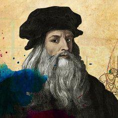 जितने रंग मोनालिसा की तस्वीर में हैं, उससे कहीं ज्यादा लियोनार्डो की जिंदगी में थे