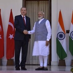 Kashmir dispute: India rejects Turkish President Erdogan's offer to mediate talks with Pakistan
