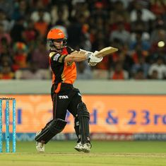 Kane Williamson replaces David Warner as Sunrisers Hyderabad captain for IPL 11