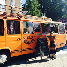Lulu's Tribal Kitchen: A Naga food truck is serving traditional cuisine in Belgium
