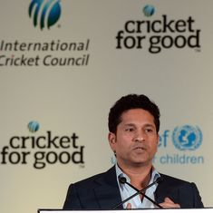 Bhuvi's injury a real setback but India should focus on the job ahead, says Tendulkar