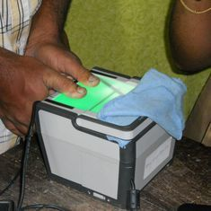 Constitution bench should decide on Aadhaar-related cases, says Supreme Court