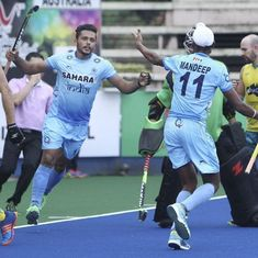 Sultan Azlan Shah Cup: India proved they can 'match' Australia, but 'winning' will take some doing