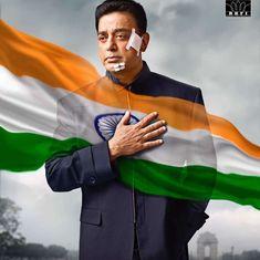 Kamal Haasan buys himself tricoloured insurance for 'Vishwaroopam II'