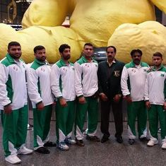 Pakistan Wrestling Federation claims they have been denied visas by India for Asian Championship