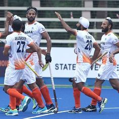 Mandeep Singh's hat-trick helps India clinch thriller against Japan in Sultan Azlan Shah Cup