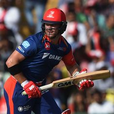 IPL 2018: Royal Challengers Bangalore replace injured Nathan Coulter-Nile with Corey Anderson