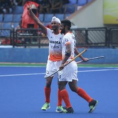 Sultan Azlan Shah Cup: 'Crazy guy' Mandeep Singh saves India's rocking boat
