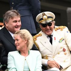 Ilie Nastase will not be invited to the Royal Box at Wimbledon in 2017