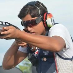 Shapath Bharadwaj, India's 15-year-old shooter, secures qualification for ISSF World Cup Finals