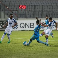 AFC Cup: Bengaluru go down to Abahani while Bagan crash out of the competition