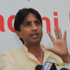 Kumar Vishwas claims his remarks against Arun Jaitley were based on Arvind Kejriwal's inputs