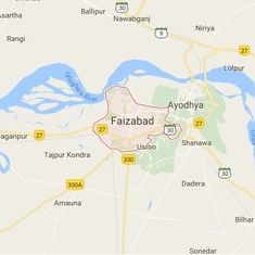 Uttar Pradesh Anti-Terrorism Sqaud arrests a suspected ISI agent in Faizabad, two others in Mumbai