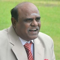 Retired Justice CS Karnan arrested in Tamil Nadu