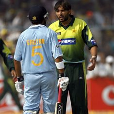 Waqar Younis confident India-Pakistan cricket will resume, wants Gambhir and Afridi to 'calm down'