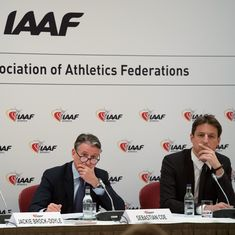 More than 600 athletes to be tested for doping before world championships