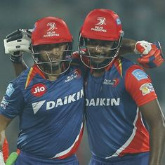 IPL 2017, GL vs DD: Classic Rishabh Pant-Sanju Samson stand knocks Gujarat out of the Playoff race