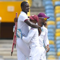 Pakistan collapse for 81 as Shannon Gabriel's fifer leads West Indies to series-levelling win