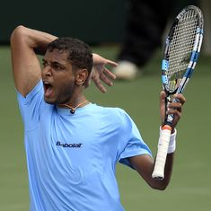 Savannah Challenger: Ramkumar Ramanathan's singles conquest ended by Stefan Kozlov in the 2nd round