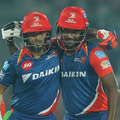'Don't think too much, just keep hitting': What Pant told Samson during their 143-run blitzkrieg
