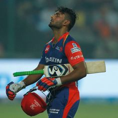 Vijay Hazare Trophy: Delhi lose despite Rishabh Pant's sizzling 93-ball 135, Kerala beat UP