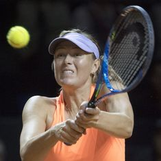 Madrid Open: Angelique Kerber may be the top seed but Maria Sharapova is the star attraction
