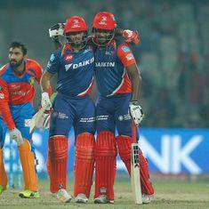Fearless, flamboyant, fantastic: Rishabh Pant and Sanju Samson showcase T20 batting at its best