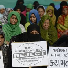 'People will accept triple talaq out of fear of God': Legal expert Faizan Mustafa