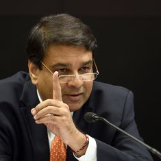 RBI has 'very limited authority' over state-run banks, says Urjit Patel