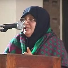 Muslim League leader sacked as women's wing chief for praising BJP rubbishes rumours of rebellion