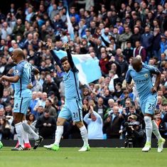 Premier League roundup: Manchester City thrash Crystal Palace 5-0 to boost chances of a Top-4 finish