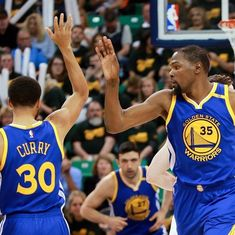NBA playoffs: Kevin Durant propels Golden State Warriors to take commanding 3-0 lead over Utah Jazz