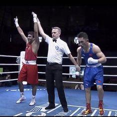 Manoj Kumar, Satish Kumar Yadav qualify for World Championship after winning box-offs