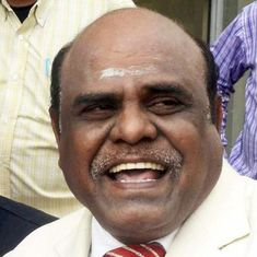 What the row over Justice Karnan tells us about the judiciary's resistance to accountability